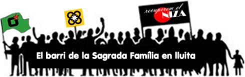 sagrada familia en lluita